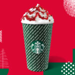 Cranberry White Chocolate Mocha