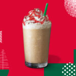 Cranberry White Chocolate Mocha Frappuccino