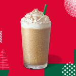 Toffee Nut Frappuccino