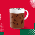 Cold Foam Iced Peppermint Mocha