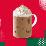 Iced Toffee Nut Latte